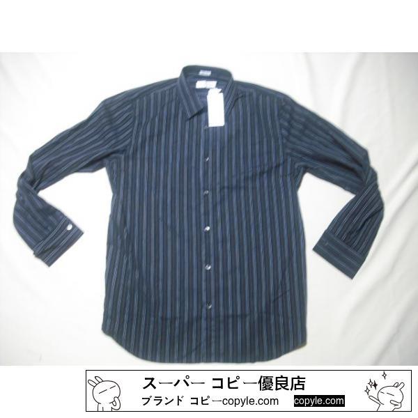 fy874 男 CK CALVIN Klein スーパーコピー カルバンクライン コピー 長袖シャツ Mサイズ-2