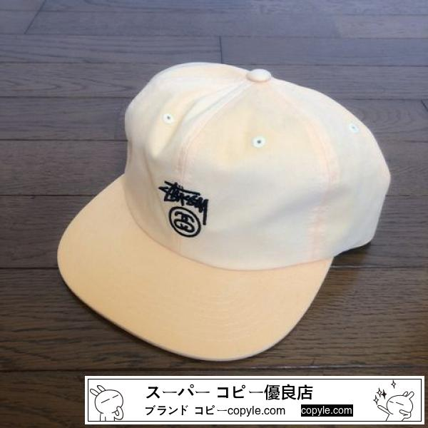 即決 STUSSY スーパーコピー SMALL STOCK LOCK STRAPBACK CAP-2