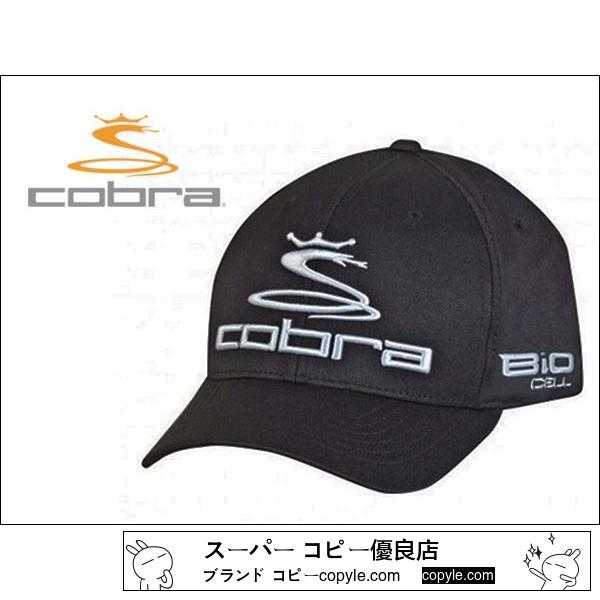 cobra キャップ(子供用) YOUTH PRO TOUR FLEXFIT CBRA2050-BLK-2