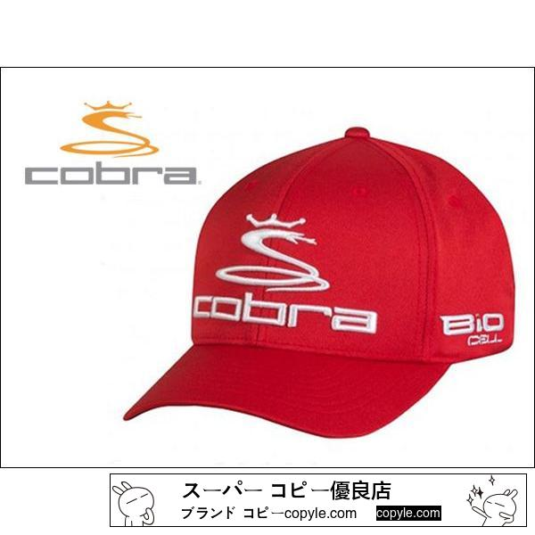 cobra キャップ(子供用) YOUTH PRO TOUR FLEXFIT CBRA2050-BRED-2