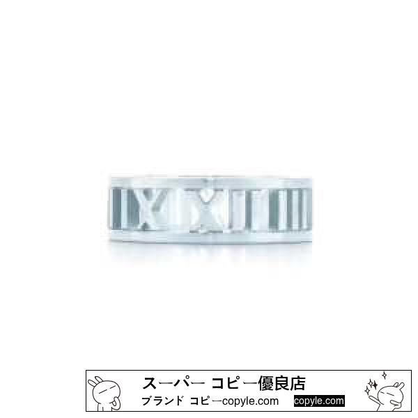 ティファニー アトラス 指輪 レディース 個性的なスタイリングで大歓迎 Tiffany & Co コピー ストリート シルバー 着こなし 格安-2