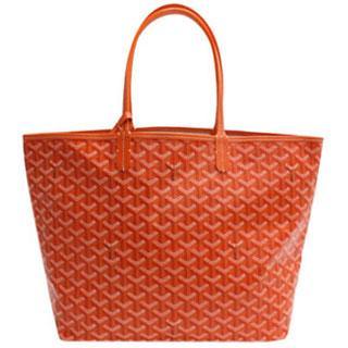 ゴヤールスーパーコピートートバッグ『サンルイPM』(オレンジ)AMALOUISPM07-ORANGE-3