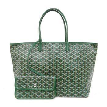 ゴヤールスーパーコピートートバッグ『サンルイPM』(グリーン)AMALOUISPM09-VERT-3