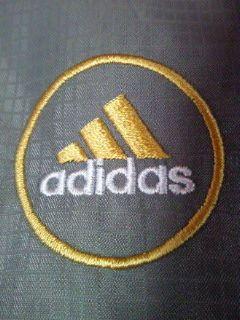 adidas スーパーコピー アディダス  サッカー 日韓 ワールドカップ ジャンパー ブルゾン グレー Lサイズ-3