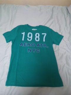 アバクロ エアロポステール Tシャツ Sサイズ 半袖 新品 メンズ-3