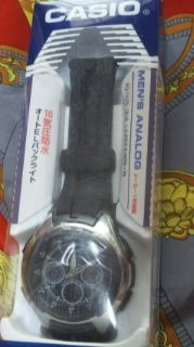カシオ スーパー コピーGショックみたい腕時計反転液晶デジタル+アナログ針ELバックライト-3
