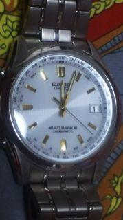即決送料込CASIO スーパー コピーLINEAGタフソーラーマルチバンド6電波腕時計-3