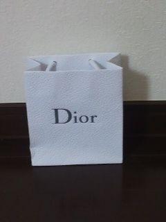 コピー Christian Dior(クリスチャンディオール スーパー コピー)ショップ袋-3