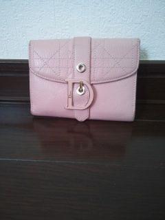コピー Christian Dior(クリスチャンディオール コピー)Wホック財布-3