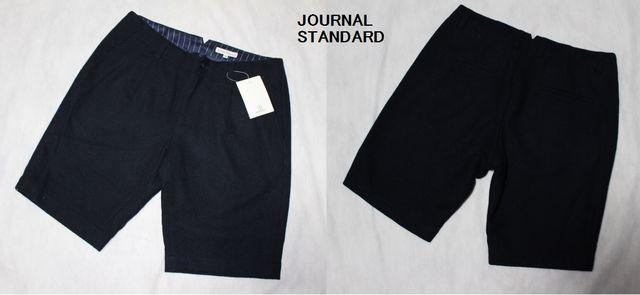 ジャーナルスタンダード スーパーコピー*journal STANDARD スーパーコピー★フラノショートパンツ(38)/新品コン-3