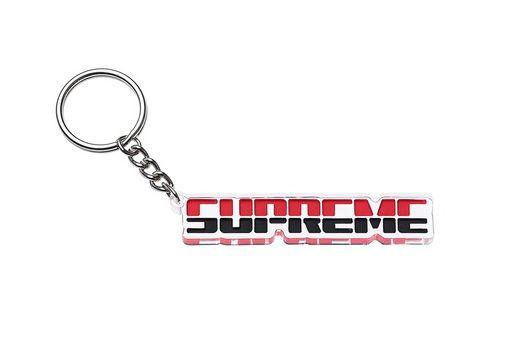 ◆新品SUPREME  Embossed Keychain キーホルダー シュプリーム スーパー コピー-3