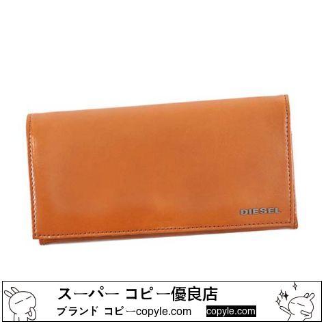 ◆新品偽物◆ディーゼル  24 A DAY 長財布(CAM)『X04751』◆-3