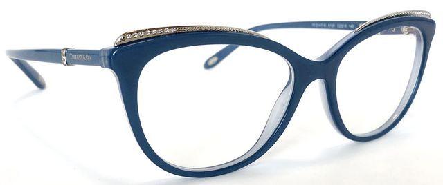 新品同様コピーティファニー コピー眼鏡メガネフレームTF2147ブルーラ-3
