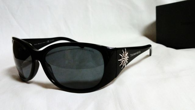 コピー限定 hyde着 スーパーコピー Tiffany&Coティファニー スーパー コピー サングラス黒 VAMPS ハイド同型同色-3
