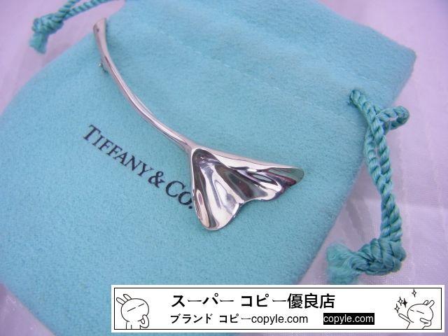ティファニー スーパーコピー コピー Tiffany シルバー925 フラワーモチーフ ブローチ 新品仕上げ済 E31★dot-3