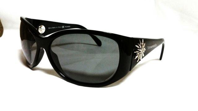 コピー 限定 コピー Tiffany ティファニー  サングラス黒 VAMPS hyde着 同型同色 ハイド-3