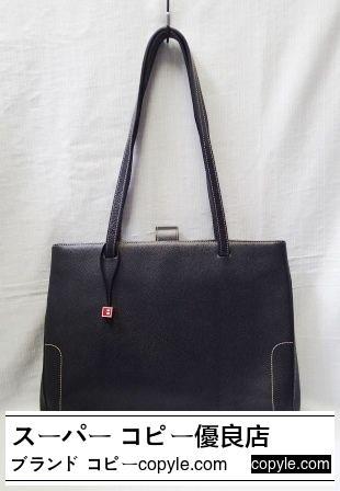 ◆BALLY スーパーコピー/ユニセックス ステッチ入り ビジネスバッグ-3