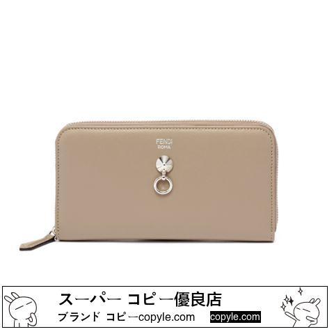 フェンディ  8M0299SME F0NJ3 長財布  レディース-3