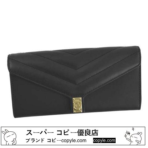 ◆新品偽物◆フルラ スーパー コピー Furla スーパーコピー TORTONA XL 長財布(BK)『PBK8』◆-3
