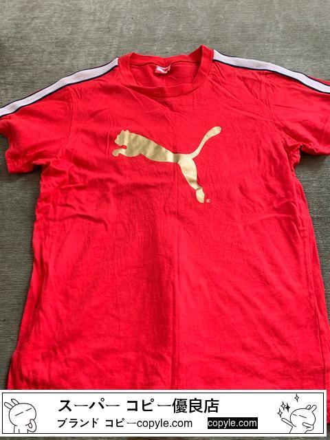 美品 PUMA スーパーコピー Tシャツ 150-3