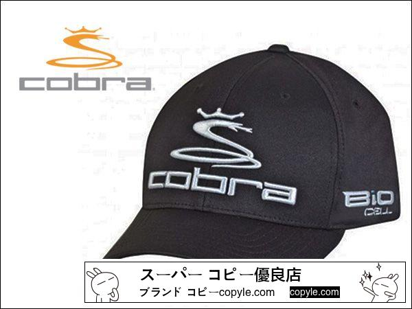 cobra キャップ(子供用) YOUTH PRO TOUR FLEXFIT CBRA2050-BLK-3