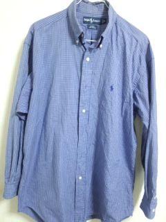 ラルフローレン スーパー コピー チェックシャツ-3