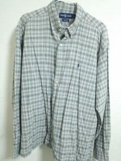 ラルフローレン コピー チェックシャツ-3