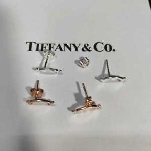 2色可選 着回し力の高さの人気トレンド ティファニー Tiffany&Co 注目のトレンド新品対応防寒着 ピアス 最新おすすめ防寒着2019-20秋冬-3