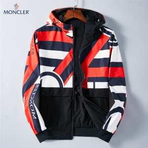 モンクレール MONCLER フード付きコート 3色可選 最速2019秋冬トレンドブランド 秋冬もちろん主役級-3