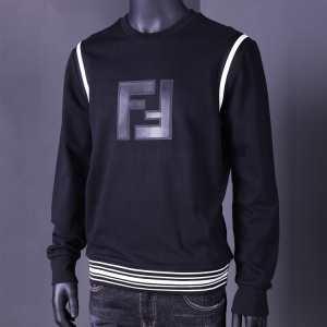 プルオーバーパーカー 着心地もなめらかで快適 2019-20秋冬トレンドファッション フェンディ FENDI-3