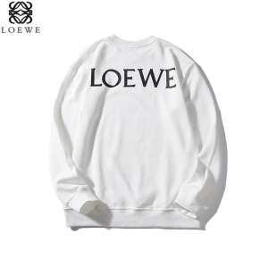 人気トレンド秋冬新色Loewe パーカー 激安 期間限定価格 ロエベ スーパーコピー スウェットシャツさわやかコーデも完成-3