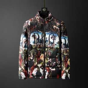 優しいのに存在感 ドルチェ&ガッバーナ Dolce&Gabbana毎日はちょっとイイ秋冬新品  メンズ ダウンジャケット 2020秋冬流行ファション-3