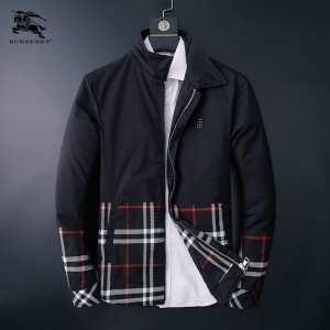 【2019秋冬トレンド】押さえておきたい ダウンジャケット メンズ サイズのよさを感じる新作 バーバリー BURBERRY 注目の秋ファッション一番-3