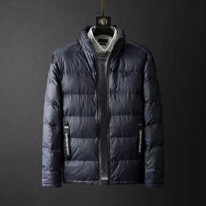 ダウンジャケット メンズ 秋にはやる最新作を先取り アルマーニ2019秋冬トレンドアイテム  ARMANI 今年注目な新品セール-3