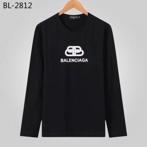 お手頃で人気上昇中秋冬新作 2019年秋冬コレクションを展開中 バレンシアガ Balenciaga 長袖Tシャツ 2色可選-3