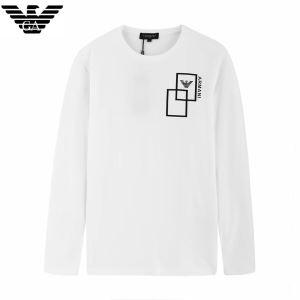 今シーズン注目のアイテム 2019-20秋冬トレンドファッション アルマーニ ARMANI 長袖Tシャツ 3色可選-3