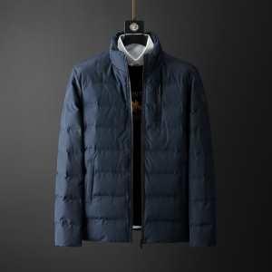 2色可選 VERSACE デザイン性も機能性も完備する秋冬新作  ヴェルサーチ暖かさでオシャレに防寒できる メンズ ダウンジャケット ギフトにおねだりする2019秋冬新作-3