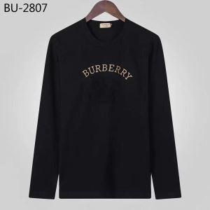 男性にオシャレコーデバーバリースーパーコピー長袖tシャツサイズ抜群のフィット感Burberry モノグラムメンズスウェットシャツ-3