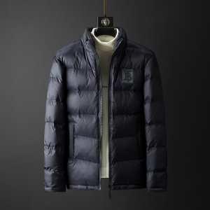 秋冬にも大活躍間違いなし   ダウンジャケット メンズ 2色可選 耐久性が高め人気アイテム バーバリー BURBERRY 「2019-2020秋冬」トレンド新作-3