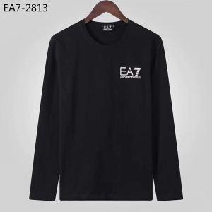 秋冬パーカーコーデArmaniアルマーニコピー通販スウェットシャツ大人も着こなせる新作エレガントクルーネックウェア白-3