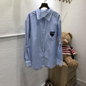 プラダ 最新トレンドコーデおすすめ PRADA 2019-2020秋冬のファッション シャツ 機能性が良くブランド新品-3