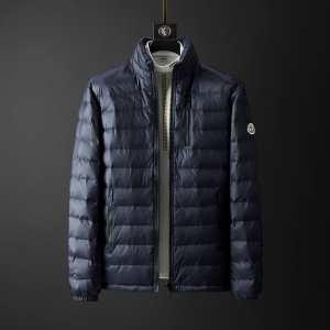秋冬を力強くバックアップしてくれる 2色可選 一枚とオシャレな冬を過ごしたい モンクレール MONCLER 今年の秋冬の大人気作品  メンズ ダウンジャケット-3
