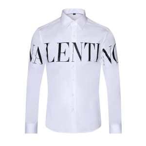 VALENTINO ヴァレンティノ3色可選 シャツ エイジレスに着こなせる 2020秋冬憧れスタイル-3