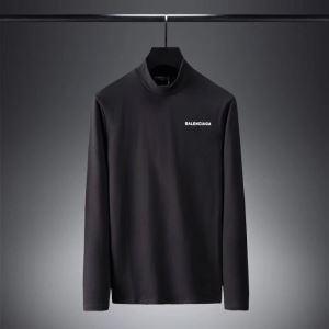 長袖/Tシャツ2色可選 2020トレンドカラー秋冬セール BALENCIAGA おすすめする注目トレンド バレンシアガ-3