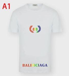 BALENCIAGA半袖 バレンシアガ コピー tシャツ かっこいい魅力に溢れる 大切な人へのプレゼントにおすすめ 大好評の値引き新作-3
