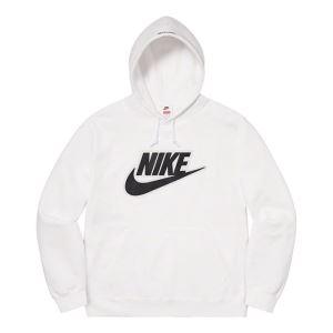 お洒落の幅を広げる 3色可選 Supreme Nike Leather Hooded Sweatshirt 2020話題の商品 スタイルアップ-3