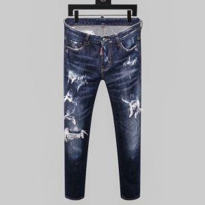 DSQUARED2 Under Patch Sexy Mercury Jeansディースクエアード デニムパンツ メンズ コピー激安2020春夏最新-3