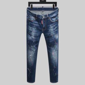 2020春夏の流行色DSQUARED2 ディースクエアード メンズ パンツ コピー 販売 サイズ感カジュアル優質な生地-3