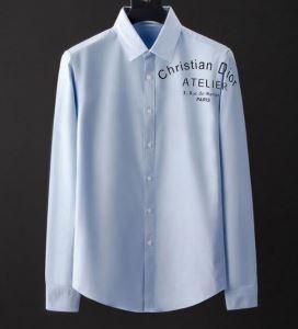 2色可選 おしゃれに大人の必見 シャツ 大人の新作こそ ディオール DIOR-3