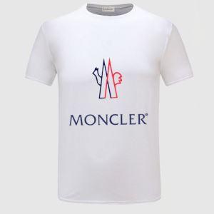 今年の春トレンド 半袖Tシャツ 多色可選 大幅割引価格 モンクレール 狙える優秀アイテム MONCLER-3